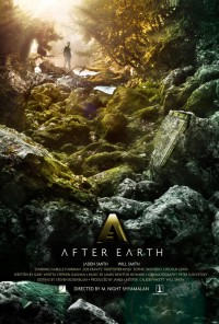 Poster Imagine After Earth – 1.000 Post Terra (2013) Poza