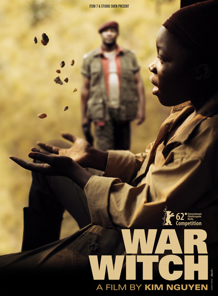 Poster Imagine War Witch (2012)
