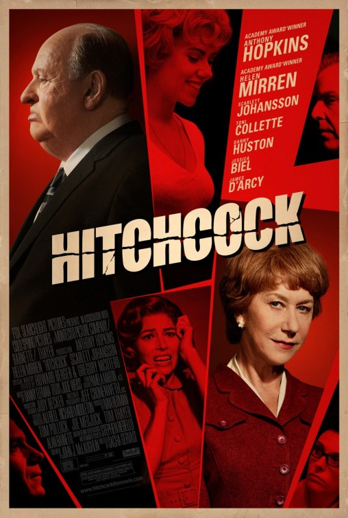 Poster Imagine Hitchcock 2012