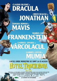 Poster Imagine Hotel Transylvania (2012)