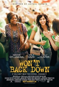 Poster Imagine Won't Back Down (2012)