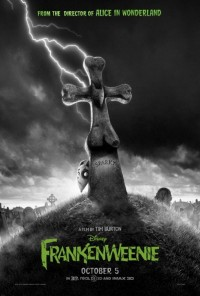 Poster Imagine Frankenweenie (2012)