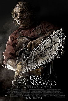 Texas Chainshaw Massacre 3D (2013)