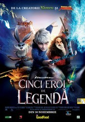 Rise of the Guardians 2013