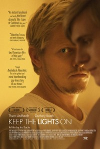Poster Imagine Keep the Lights On (2012)