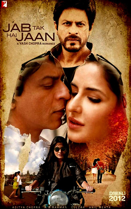 Poster Imagine Jab Tak Hai Jaan (2012)