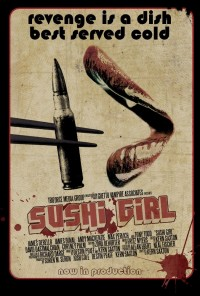 Poster Imagine Sushi Girl (2012)