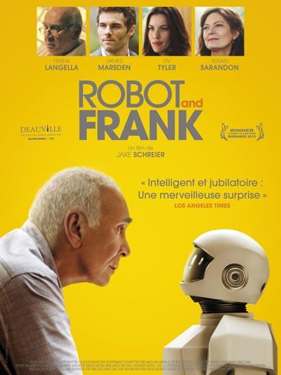 Robot Frank 2013