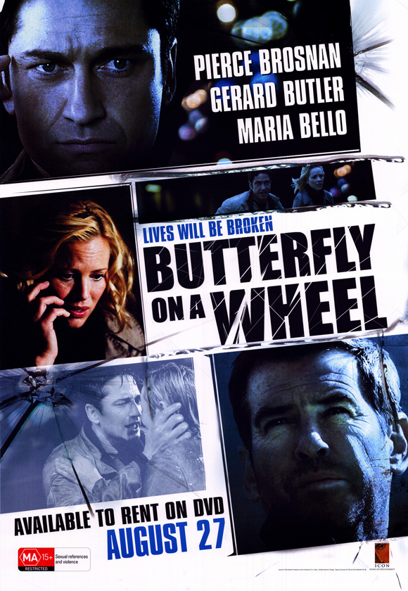 Butterfly On A Wheel (2007)