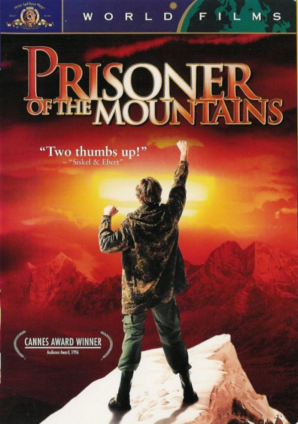 Poster Imagine Prisoner of the mountains - Kavkazskiy Plennik (1996)