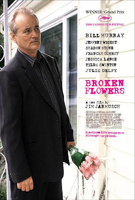 Poster Imagine Broken Flowers (2005)
