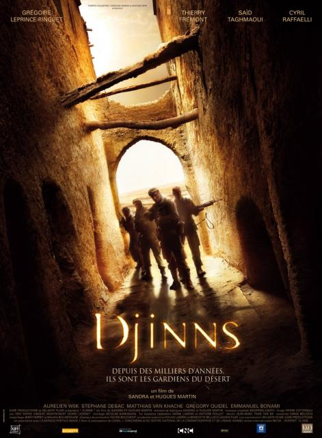 Poster Imagine Djinns (2010)