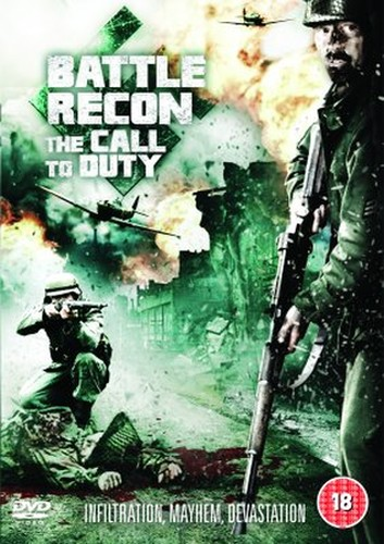 Poster Imagine Battle Recon (2012)