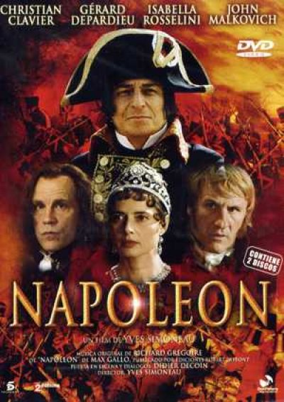 Poster Imagine Napoléon (2002)
