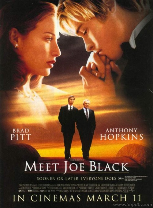 Poster Imagine Meet Joe Black (1998)