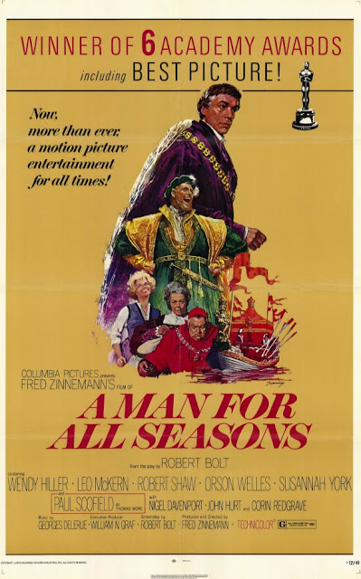 Poster Imagine A Man For All Seasons (1966)