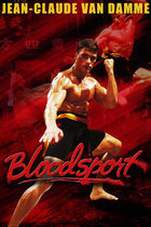 Poster Imagine Bloodsport (1988)