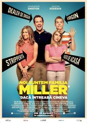 Poster Imagine We're the Millers - Noi suntem familia Miller (2013)