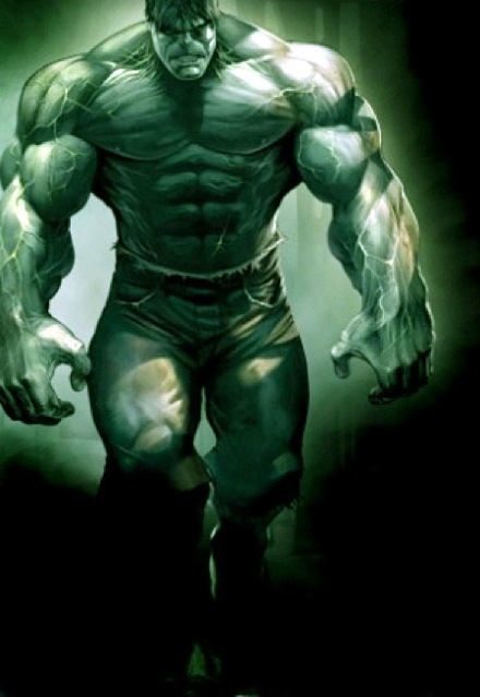 Incredible Hulk 3