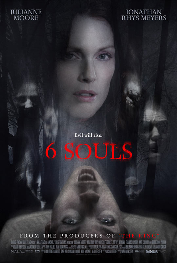 Poster Imagine 6 Souls (2010)