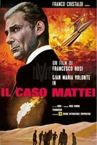 Poster Imagine Il Caso Mattei (1972)