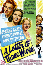 Poster Imagine A Letter To Three Wives (1949)
