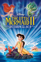 Poster Imagine The Little Mermaid II: Return To The Sea (2000)