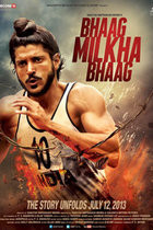 Poster Imagine Bhaag Milkha Bhaag (2013)