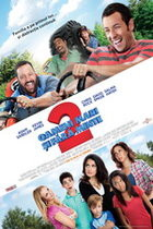 Poster Imagine Grown Ups 2 (2013)