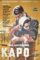 Poster Imagine Kapo (1961)