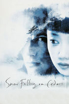Poster Imagine Snow Falling On Cedars (1999)
