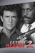 Poster Imagine Lethal Weapon 2 (1989)