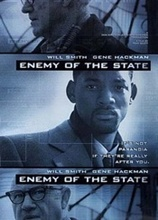 Poster Imagine Enemy of the State (1998)