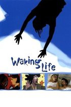 Poster Imagine Waking Life (2001)