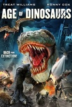 Poster Imagine Age of Dinosaurs (2013)
