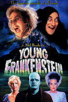 Poster Imagine Young Frankenstein (1974)