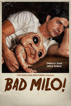 Poster Imagine Bad Milo (2013)