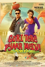 Imagine film online Gori Tere Pyaar Mein (2013)