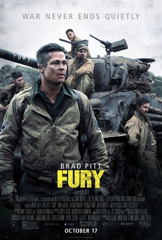 Imagine film online Fury : Furia: Eroi anonimi (2014)