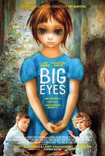 Imagine film online BIG EYES – FERESTRELE SUFLETULUI 2014