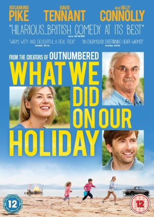 Imagine film online WHAT WE DID ON OUR HOLIDAY 2014